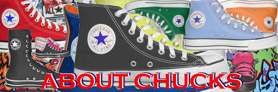 About Chuck Taylor Shoes