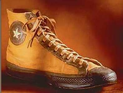 "25d063087fff5a The History of the Converse All Star ""Chuck Taylor"" Basketball Shoe"