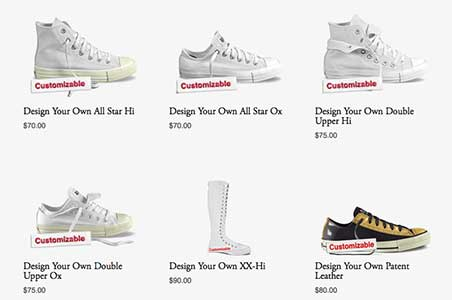 4f6c85b1c450 Design Your Own Chucks
