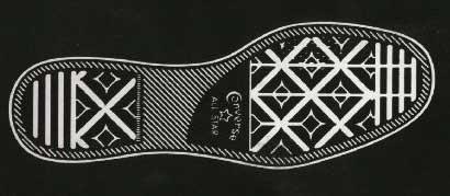 The Distinctive Shoeprint