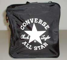 Converse All Star totebag side view