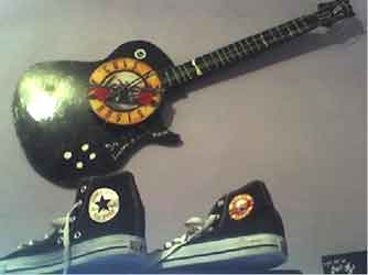 Guns and Roses Chucks