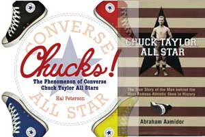 3c6a1c98774e Get these two books for some great summertime reading. Chuck Taylor