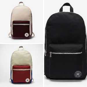 b3f80757b2d2 Converse canvas backpacks