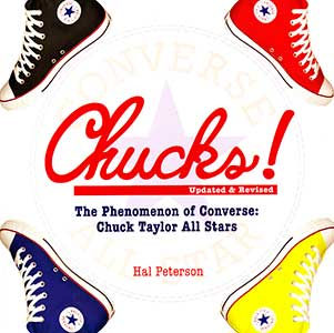 Chucks book cover