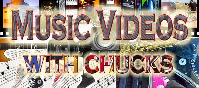 Music Videos With Chucks page graphic