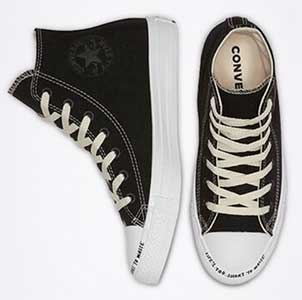 Renew high top black