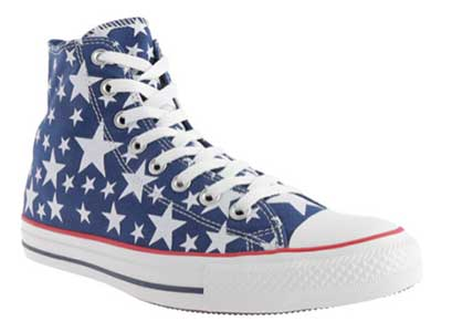 cea80ef10318 Featuring the original canvas upper with a blue backdrop and star pattern