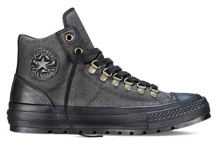 2c398fba1ce The all black Converse All Star Street Hiker.