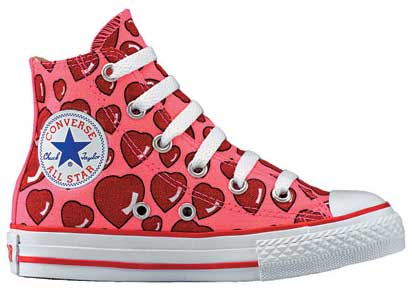 valentines day chucks