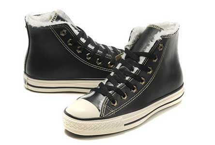 fleece lined chucks
