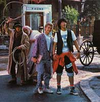 Bill and Ted's Excellent Adventure still 1