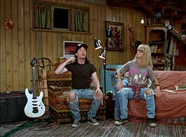 Wayne's World still 1
