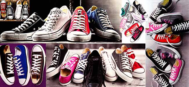 Buy Converse All Star Chuck Taylor Low Top Oxford Sneakers 049283b0a