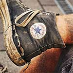 well worn chucks for sale