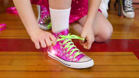 "High Top Shoes"" by JoJo Siwa"
