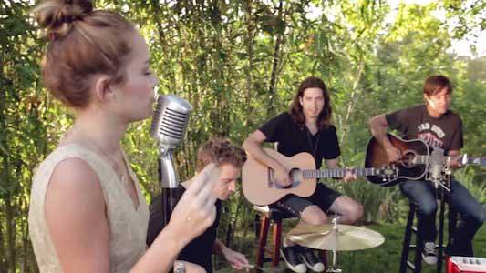 "The Backyard Sessions Jolene jolene""miley cyrus"