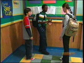 Devon Werheiser plays Ned Bigby on Ned's Declassifeid School Survival Guide