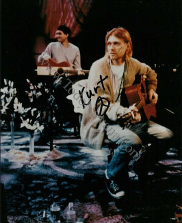 e1c5c7a0ab5 5 Kurt Cobain and Nirvana Kurt Cobain in performance.