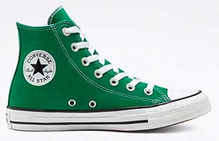 Amazon Green high top