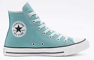 Ceraamic Teal high top