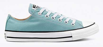 Ceraamic Teal low top