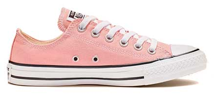 Coastal Pink low top.