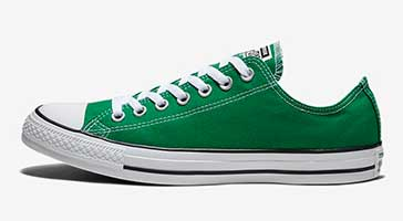 Green Low oxford
