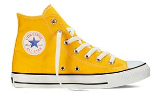 Lemon Chrome high top