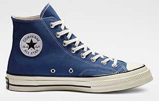 True Navy Chuck 70 high
