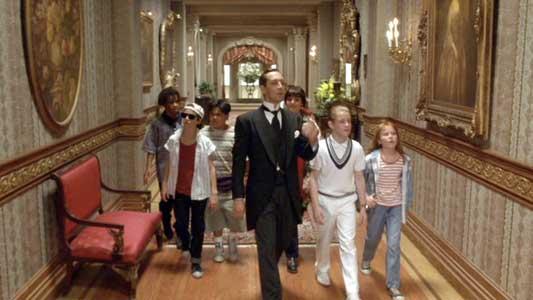 Richie Rich Movie Cadbury leads Richie's...