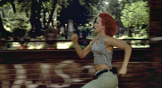 an analysis of the story behind the german film run lola run This is tykwer's first german film since the princess and the warrior, and arguably his first true indie outing since run lola run  story behind tiff.