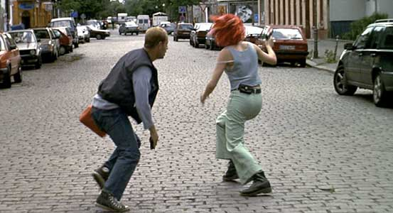 Run Lola Run still image 4
