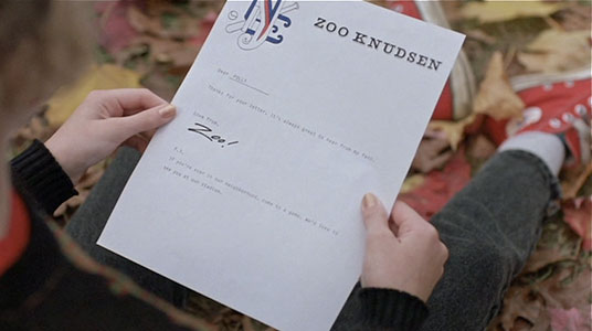 Polly is thrilled when she receives a letter from Zoo Newson