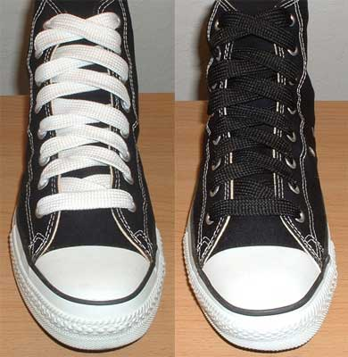 Buy 63 Inch Fat Wide Retro Or X Fat X Wide Shoelaces For Chucks