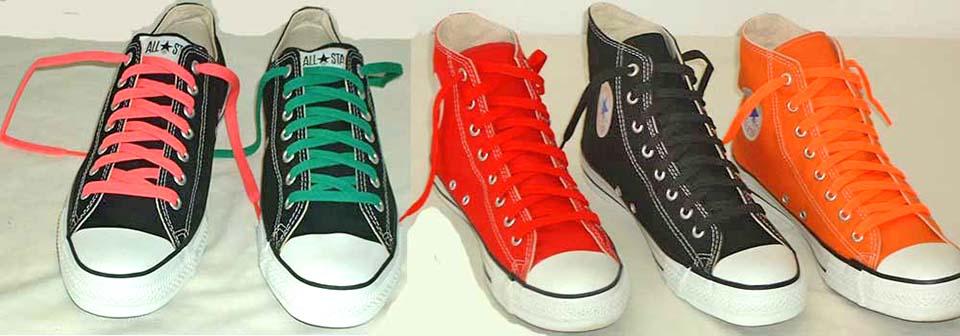 Converse Shoe Laces Too Long