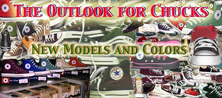 Outlook for chucks banner