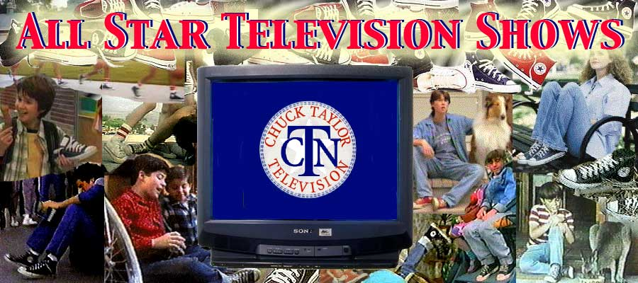All Star Television Shows banner