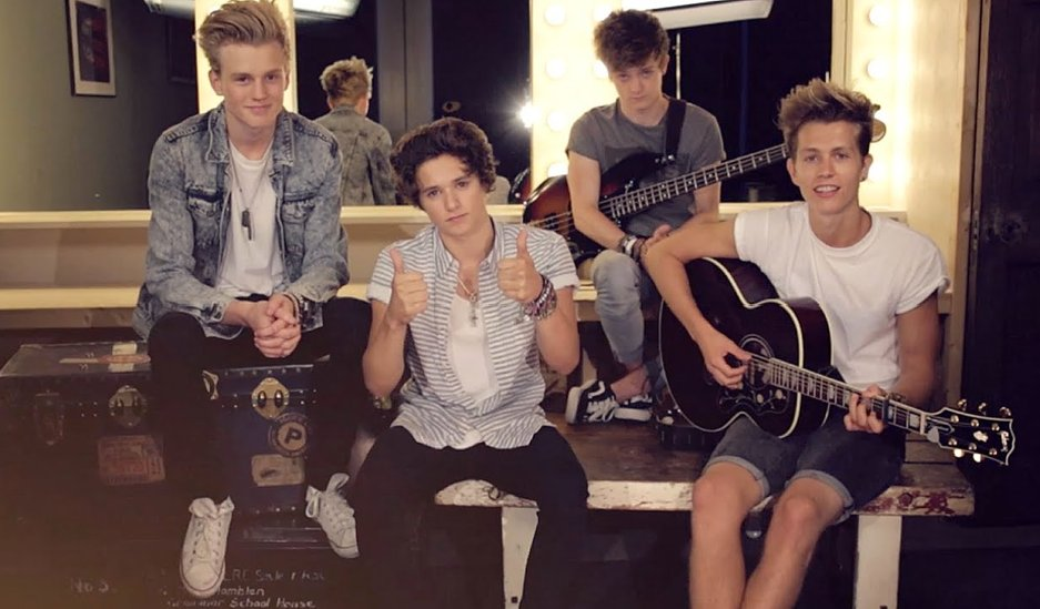 The vamps m4hsunfo