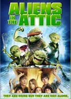 Aliens in the Attic cover