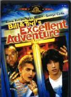 Bill & Ted's Excellent Adventure cover