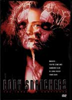 The Body Snatchers cover