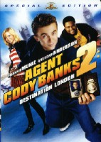 Agent Cody Banks 2 cover