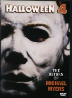 Halloween 4 cover