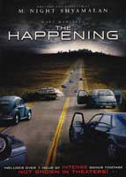 The Happening cover