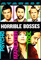 Horrible Bosses cover