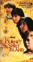 Journey to Spirit Island cover