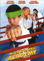 Kickboxing Academy cover