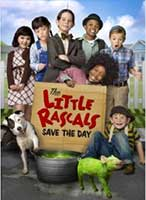 The Little Rascals Save the Day cover
