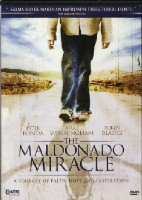 The Maldonado Miracle cover